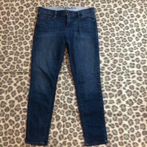 Tommy Hilfiger Skinny Ankle Jeans, 6